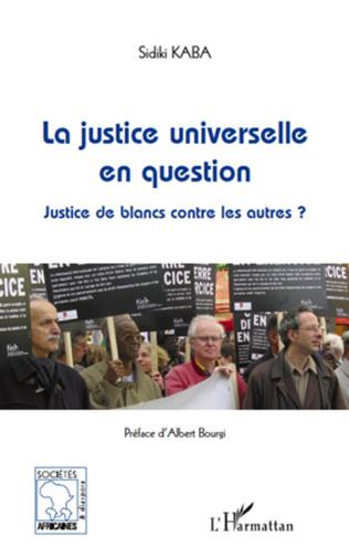 Couverture La justice universelle en question