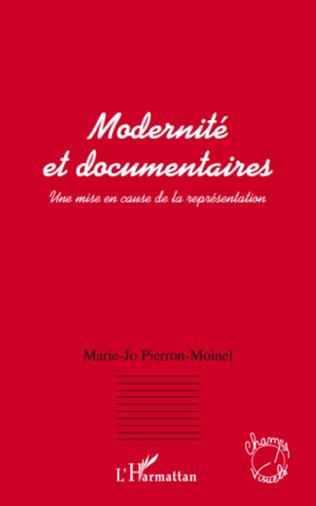 Couverture Modernité et documentaires