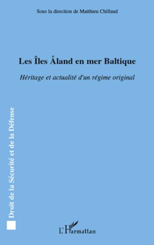 Couverture Les Iles Aland en mer Baltique
