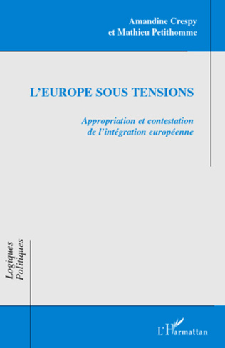 Couverture L'Europe sous tensions