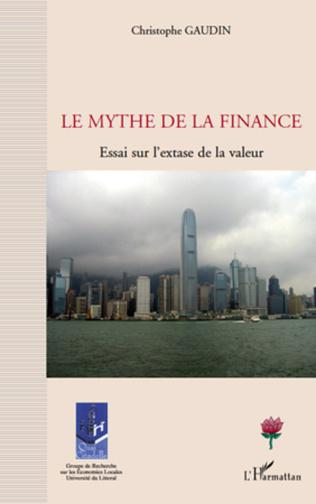 Couverture Le mythe de la finance