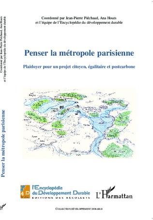 Couverture Penser la métropole parisienne