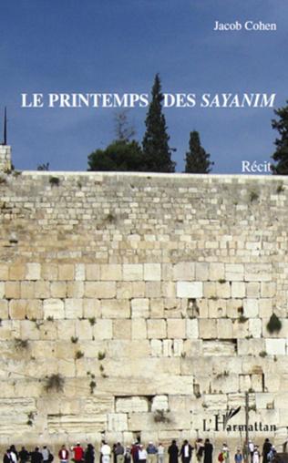Couverture Le printemps des Sayanim
