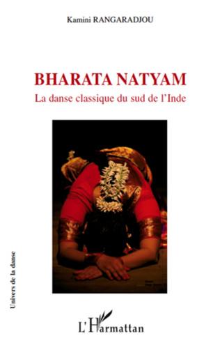 Couverture Bharata Natyam