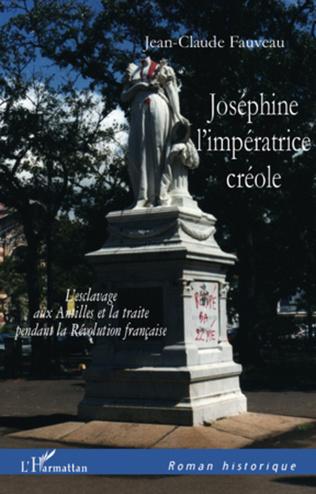 Couverture Joséphine l'impératrice créole