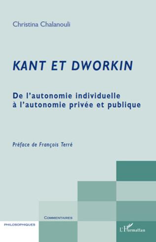 Couverture Kant et Dworkin
