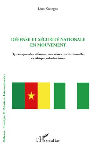 Couverture Défense et sécurité nationale en mouvement