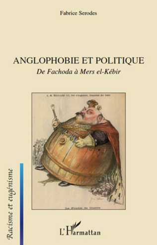 Couverture Anglophobie et politique