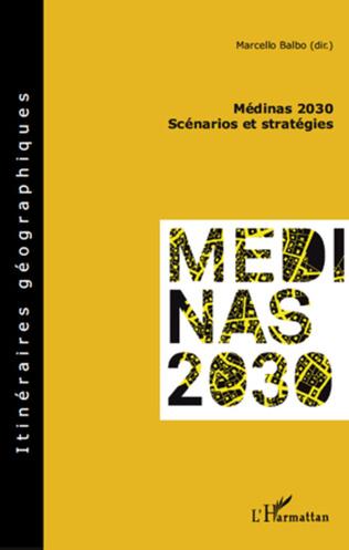 Couverture Médinas 2030