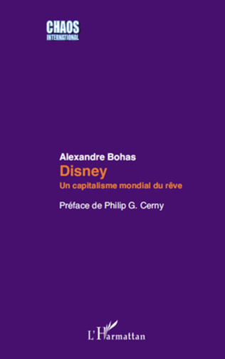 Couverture Disney