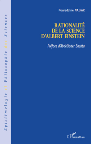 Couverture Rationalité de la science d'Albert Einstein