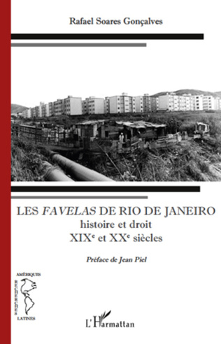 Couverture Les Favelas de Rio de Janeiro