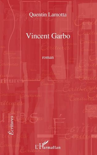 Couverture Vincent Garbo