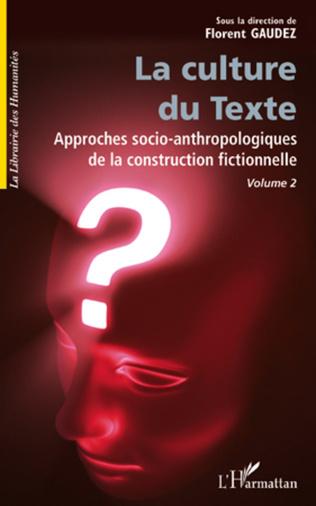 Couverture La culture du Texte