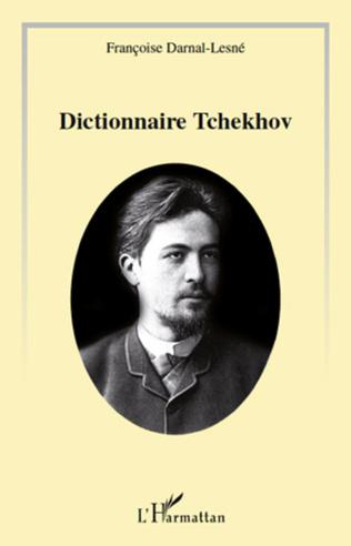 Couverture Le dictionnaire Tchekhov