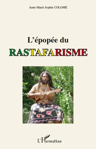 Couverture L'épopée du rastafarisme
