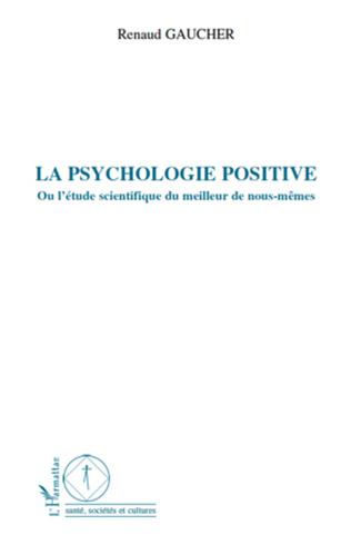 Couverture La psychologie positive
