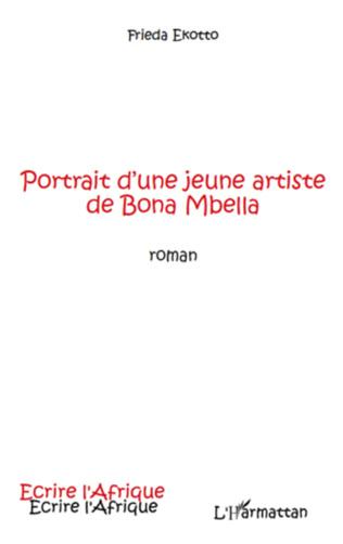 Couverture Portrait d'une jeune artiste de Bona Mbella