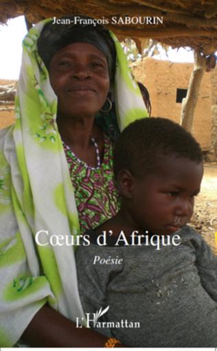 Couverture Coeurs d'Afrique