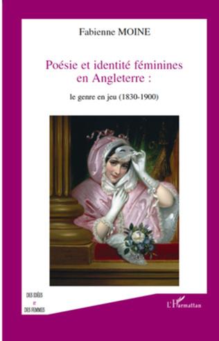 Couverture Poésie et identité féminines en Angleterre