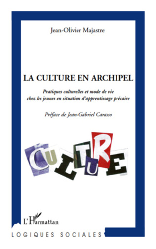 Couverture La culture en archipel