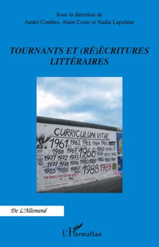Couverture Tournants et (ré)écritures littéraires