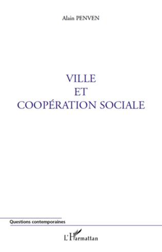 Couverture Ville et coopération sociale