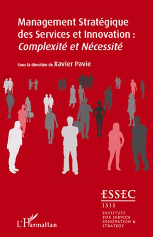 Couverture Management stratégique des services et innovation : complexité et nécessité