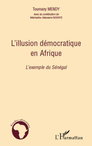 Couverture L'illusion démocratique en Afrique