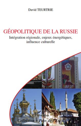 Couverture Géopolitique de la Russie