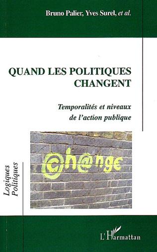 Couverture Quand les politiques changent