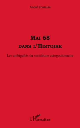 Couverture Mai 68 dans l'histoire