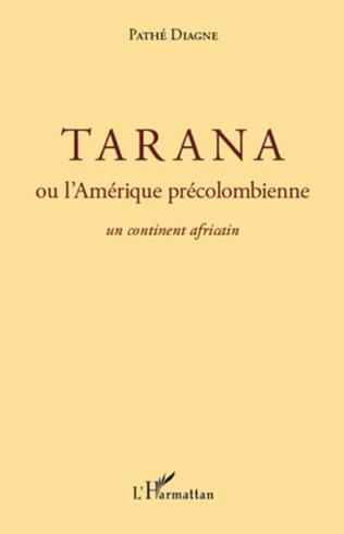 Couverture Tarana ou l'Amérique précolombienne