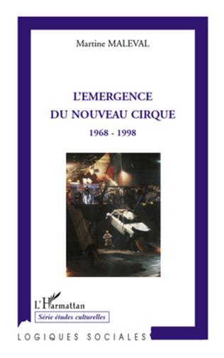 Couverture L'émergence du nouveau cirque