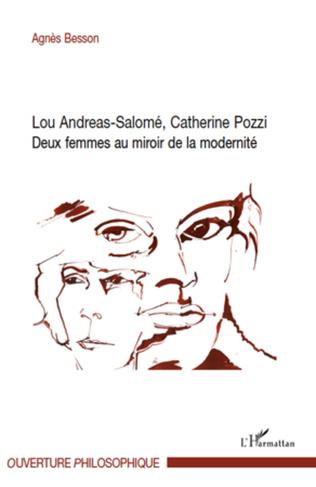 Couverture Lou Andreas-Salomé, Catherine Pozzi
