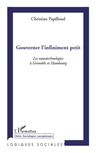 Couverture Gouverner l'infiniment petit