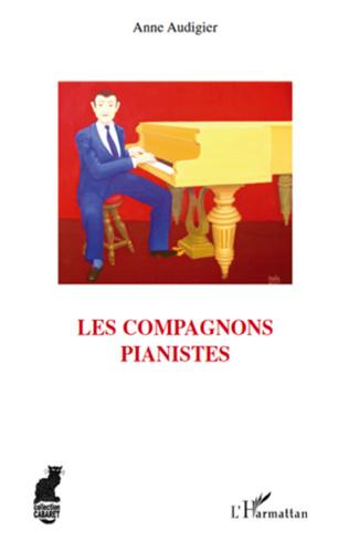 Couverture Les compagnons pianistes