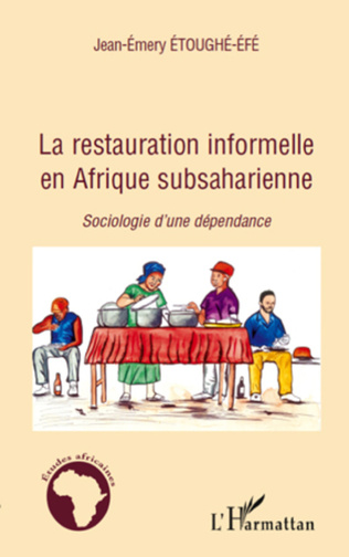 Couverture La restauration informelle en Afrique Subsaharienne