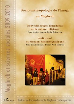 Couverture Socio-anthropologie de l'image au Maghreb
