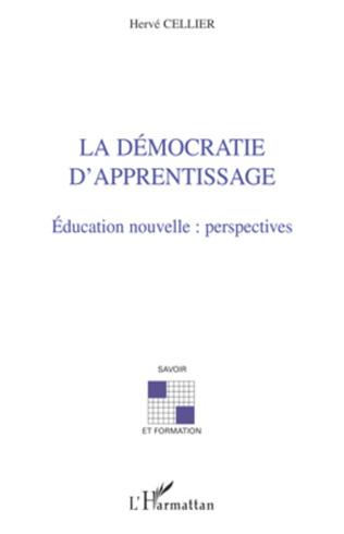 Couverture La démocratie d'apprentissage