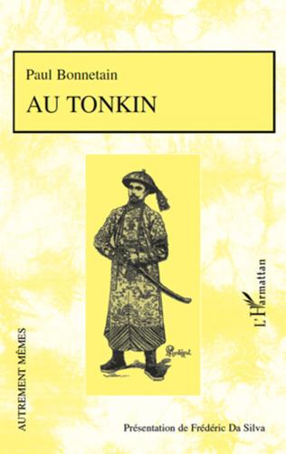 Couverture Au Tonkin
