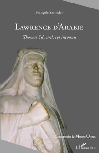 Couverture Lawrence d'Arabie