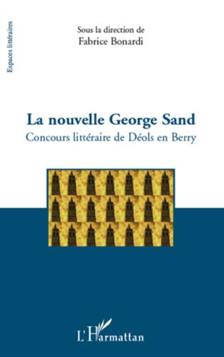 Couverture La nouvelle George Sand