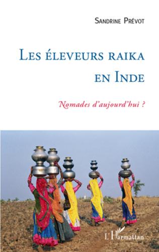 Couverture Les éleveurs Raika en Inde