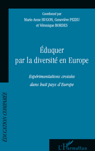 Couverture Eduquer par la diversité en Europe
