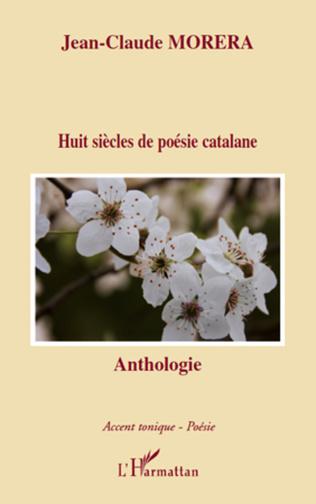 Couverture Huit siècles de poésie catalane