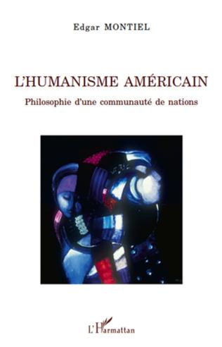 Couverture L'humanisme américain