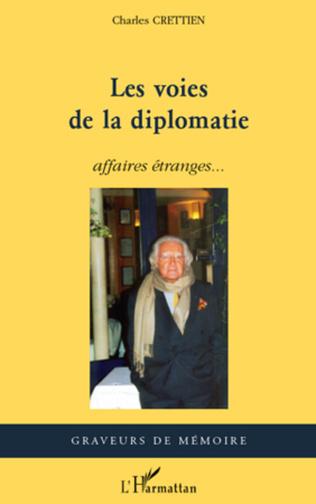 Couverture Les voies de la diplomatie.