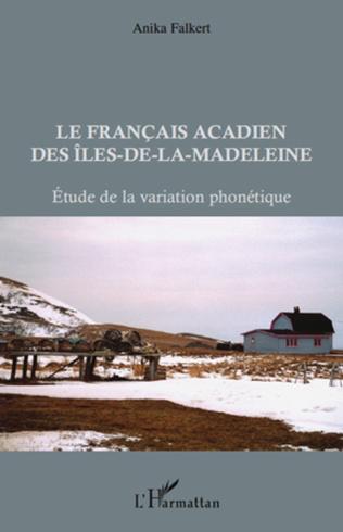 Couverture Les Français acadien des Iles-de-la-Madeleine