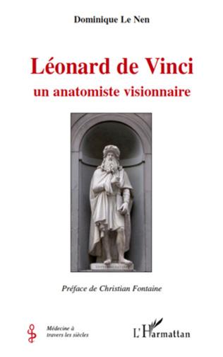 Couverture Léonard de Vinci
